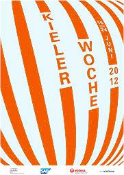 Bald auch soweit: Die Kieler Woche 2012