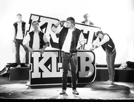 Schnell zuschlagen! Kraftklub rockt kräftig im MAX Kiel