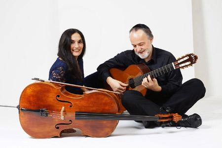 Duo Burstein & Legnani live in Kiel und Plön