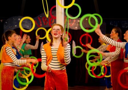 Circus Ubuntu in Kiel-Gaarden – Zauberhaftes Zirkus-Vergnügen