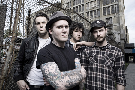 The Gaslight Anthem live im MAX Kiel