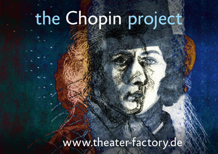 the Chopin project – szenische Installation im Lessingbad Kiel