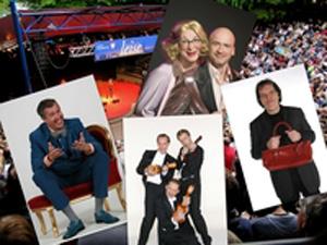 Gewaltig leise: Comedy-Nacht Mit Emmi & Willnowsky, Wolfgang Trepper, Bidla Buh und Otto Kuhnle