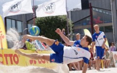 SHFV Beachsoccer-Cup in Laboe am Wochenende