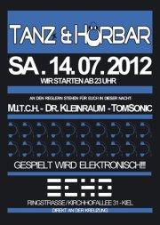 Kiel elektronisch: Tanz & Hörbar in der ECHO Musik Bar