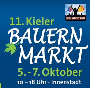 Ein buntes Programm: 11. Kieler Bauern- und Regionalmarkt