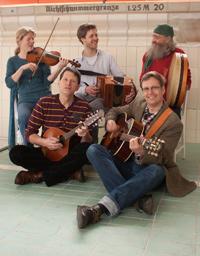 The Chancers – Irish Folk im Felder Seegarten