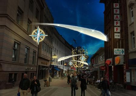 Ein Licht für Kiel – das exklusiv entwickelte Lichtprojekt!