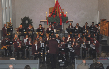 Es Weihnachtet mit dem Förde-Blasorchesters Kiel e.V.