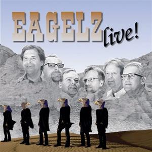 Deutschlands Eagles Tribute Band live im Felder Seegarten