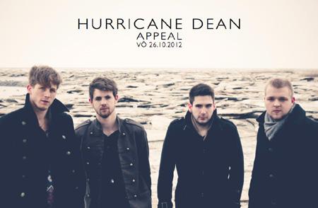 Hurricane Dean kommen ins Kieler Hills