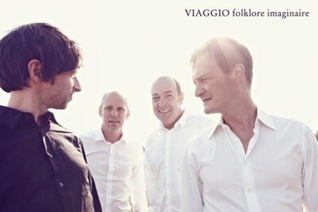 Viaggio – schillerndes Quartett im Felder Seegarten