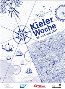 Segelstandort KIEL.SAILING CITY präsentiert sich auf der Messe boot