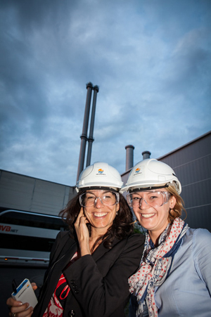 Lange Nacht der Industrie fast ausgebucht in Kiel und Brunsbüttel