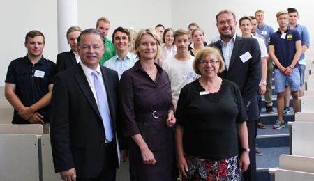 Kieler Campus Berufliche Bildung – Schulstart mit neuen Räumlichkeiten