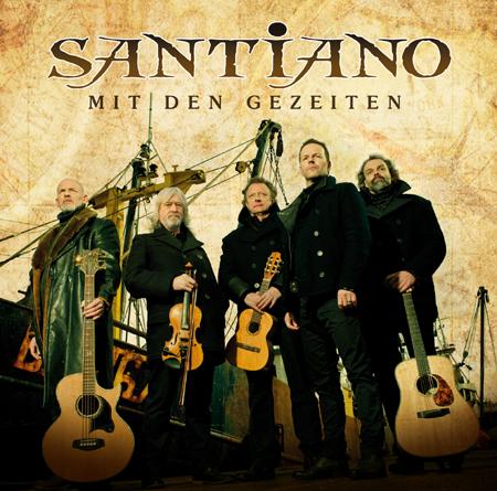 Vorverkauf läuft: Santiano live in Kiel