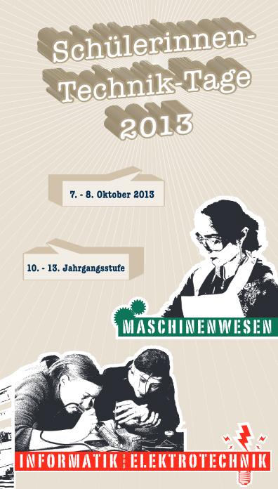 Die Schülerinnen-Technik-Tage 2013 an der FH Kiel