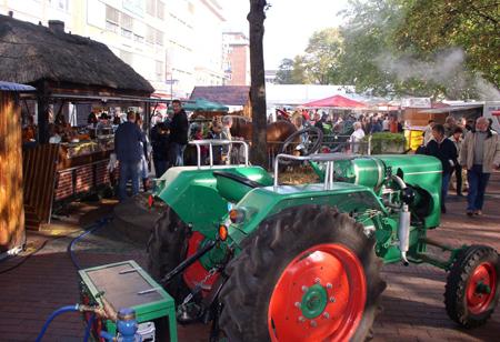 12. Kieler Bauern- und Regionalmarkt – regionaltypisches Flair im Zentrum der Landeshauptstadt