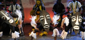 Musical Mother Africa in Kiel
