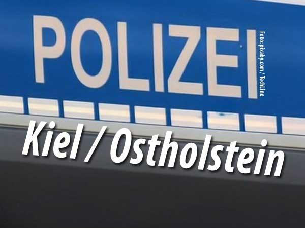 BPOL-KI: Das ging gerade noch einmal gut! Bundespolizei Kiel holt Mann aus den Gleisen!