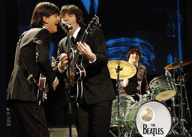 All you need is Love – das Beatles Musical in der Kieler Sparkassen-Arena