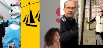 Wer hat das beste Pharell Williams Happy Video im Norden? Flensburg, Husum, Kiel, Hamburg oder…