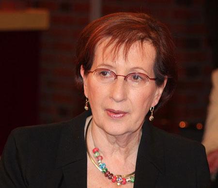 Heide Simonis wird zur Ehrenbürgerin Schleswig-Holsteins ernannt