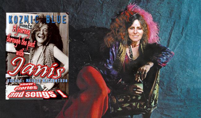 Räucherei Kiel: LSD, CIA & JFK – a journey  through the past with Janis