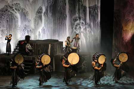 TAO,  Japans Sensationstrommler kommt in die Sparkassen Arena Kiel