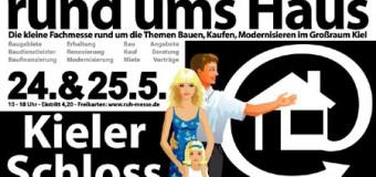 """Messe """"rund ums Haus"""" im Kieler Schloss"""