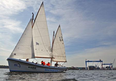 Erfülle Dir einen Traum II – Den Traumschiffen entgegen segeln