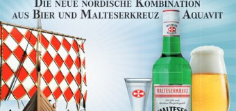 Kieler Woche: Eiskalter Malteser Aquavit und kühles Bier: Wikinger Gedeck und aktuelle Segelergebnisse