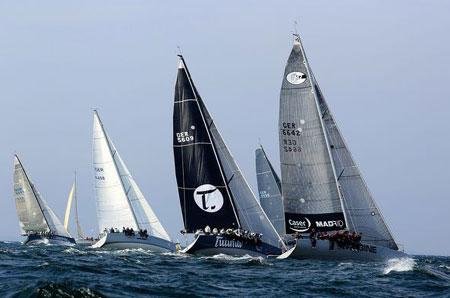ORC worlds vom 1. bis 9. August 2014 in Kiel
