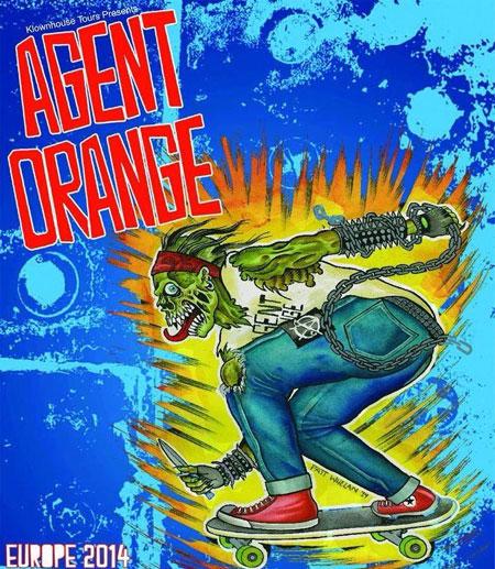 Agent Orange + Yankee Sandwich live in der Schaubude KIel