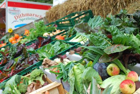 13. Kieler Bauern- und Regionalmarkt plus Verkaufsoffener Sonntag