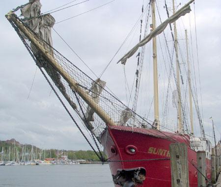Mitsegeln: Noch freie Plätze zur 5. Kieler Traditionssegler-Regatta 2014
