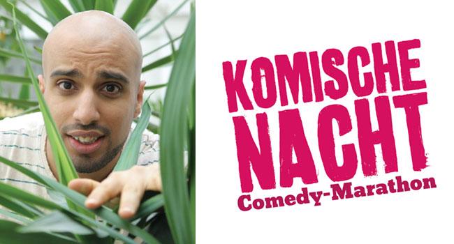 Der Comedy-Marathon – 1. KOMISCHE NACHT KIEL