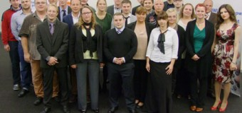Kiel – Frischgebackene Betriebswirte geehrt