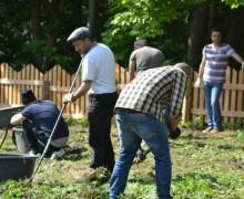 """In Kiel wurde ein """"Interkultureller Garten"""" eingeweiht"""