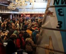 1. maritimer Flohmarkt Kiels in der Halle400 ein voller Erfolg