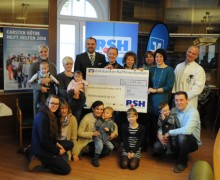 Carsten Köthe hilft helfen 2014: Hörer spenden über 320.000 Euro