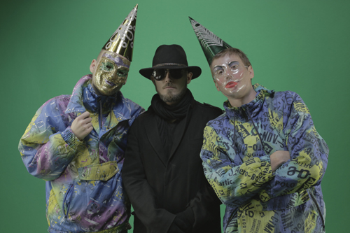 LEMUR live im MAX Nachtheater Kiel