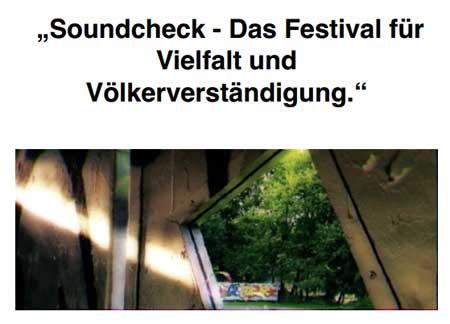 Kiel – Soundcheck – Festival für Völkerverständigung