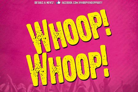 Whoop! Whoop! – Die Party in Kiel im MAX