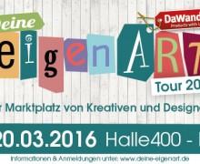 """""""Deine eigenART"""" – Einzigartige DIY-Kunst und kreative Ideen in Kiel"""