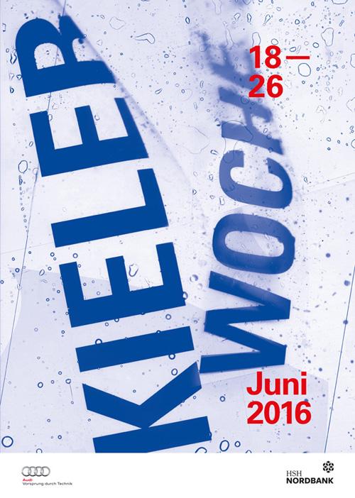 """Neuigkeiten zur Kieler Woche: Olympischer Glanz, Ritter Kruse und """"gewaltig leise"""""""