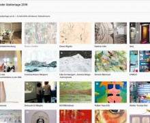 Die Kieler Ateliertage 2017
