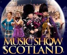 Die Music Show Scotland in der Sparkassen-Arena-Kiel