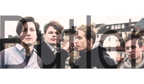 Butler – Kieler Indie-Band live im Prinz Willy