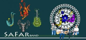Alte Meierei Kiel: Livemusik mit Hakan Vreskala Band (Stockholm) & Safar (Syrien)